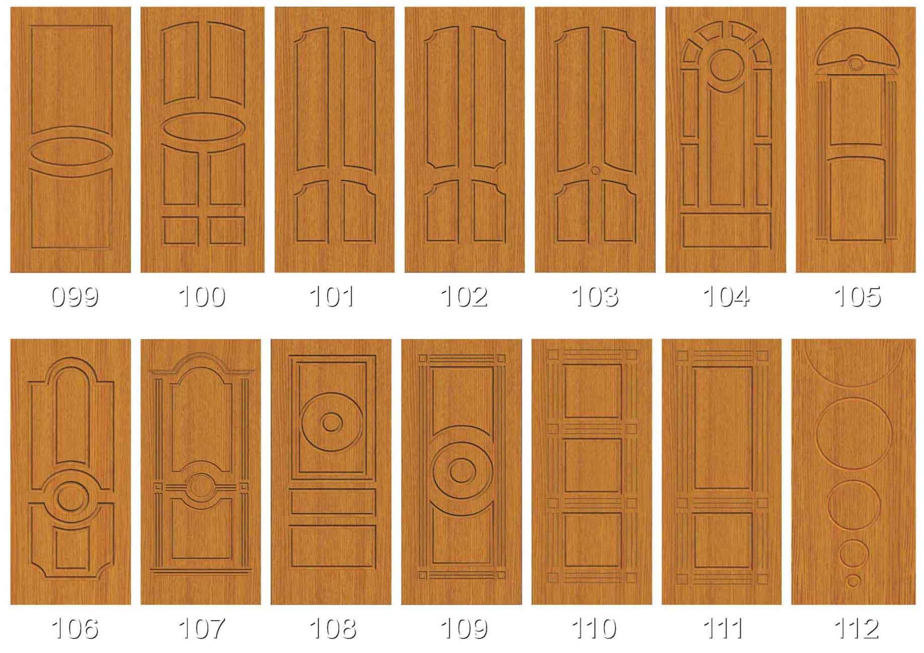 Как обшить дверь мдф панелями 135